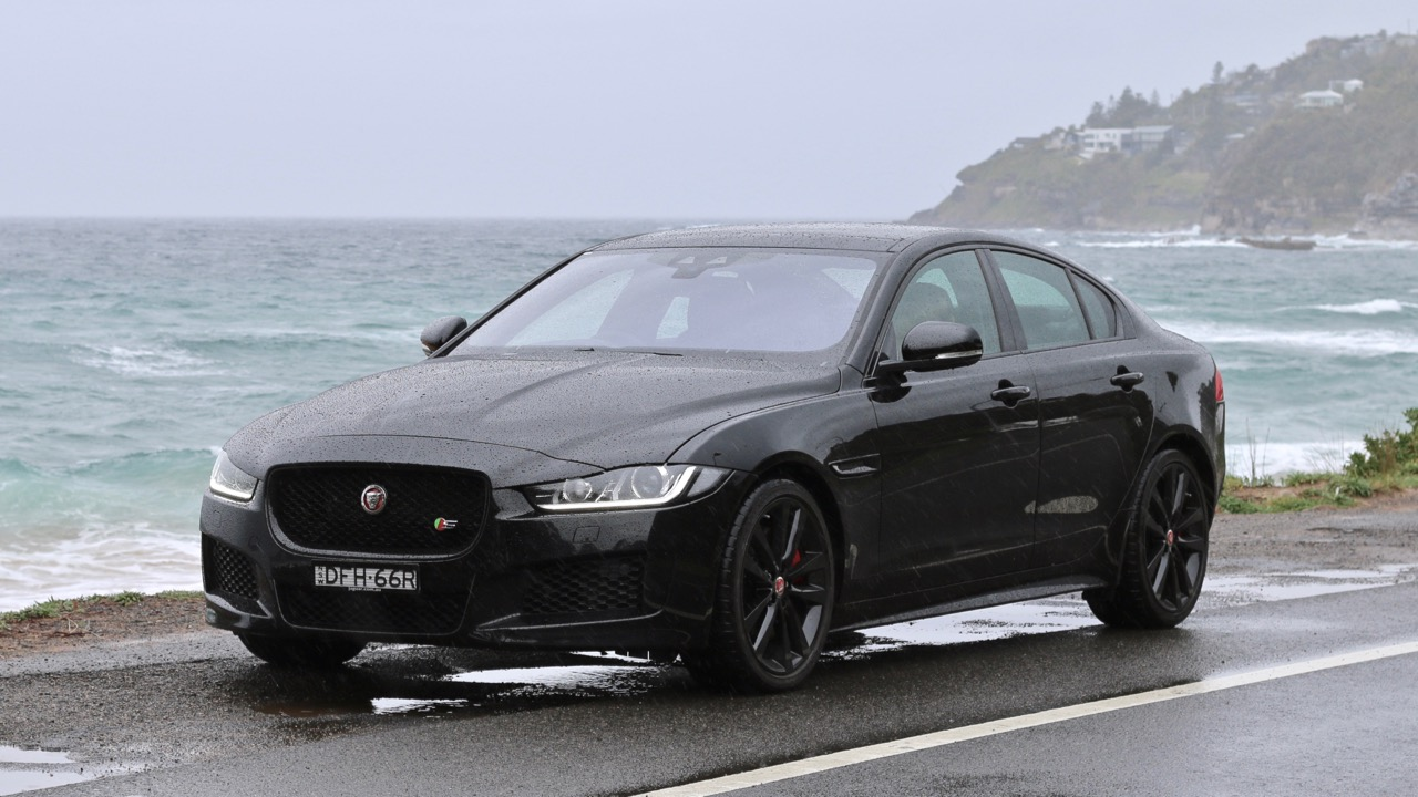 2017 Jaguar Xe S Review Chasing Cars