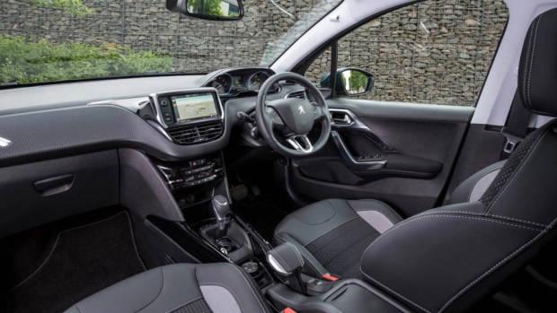 2017 Peugeot 2008 Interior Australia –Chasing Cars
