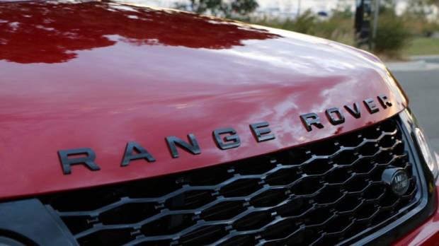 2017 Range Rover Sport Firenze Red Badge