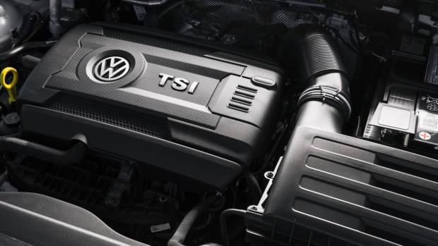 2017 Volkswagen Tiguan 162TSI EA888 engine