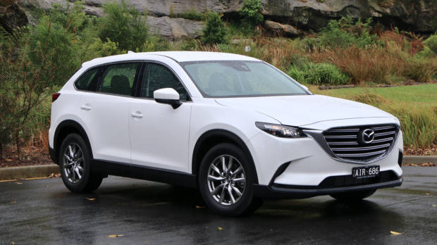 2017 mazda cx 9 touring awd review chasing cars. Black Bedroom Furniture Sets. Home Design Ideas