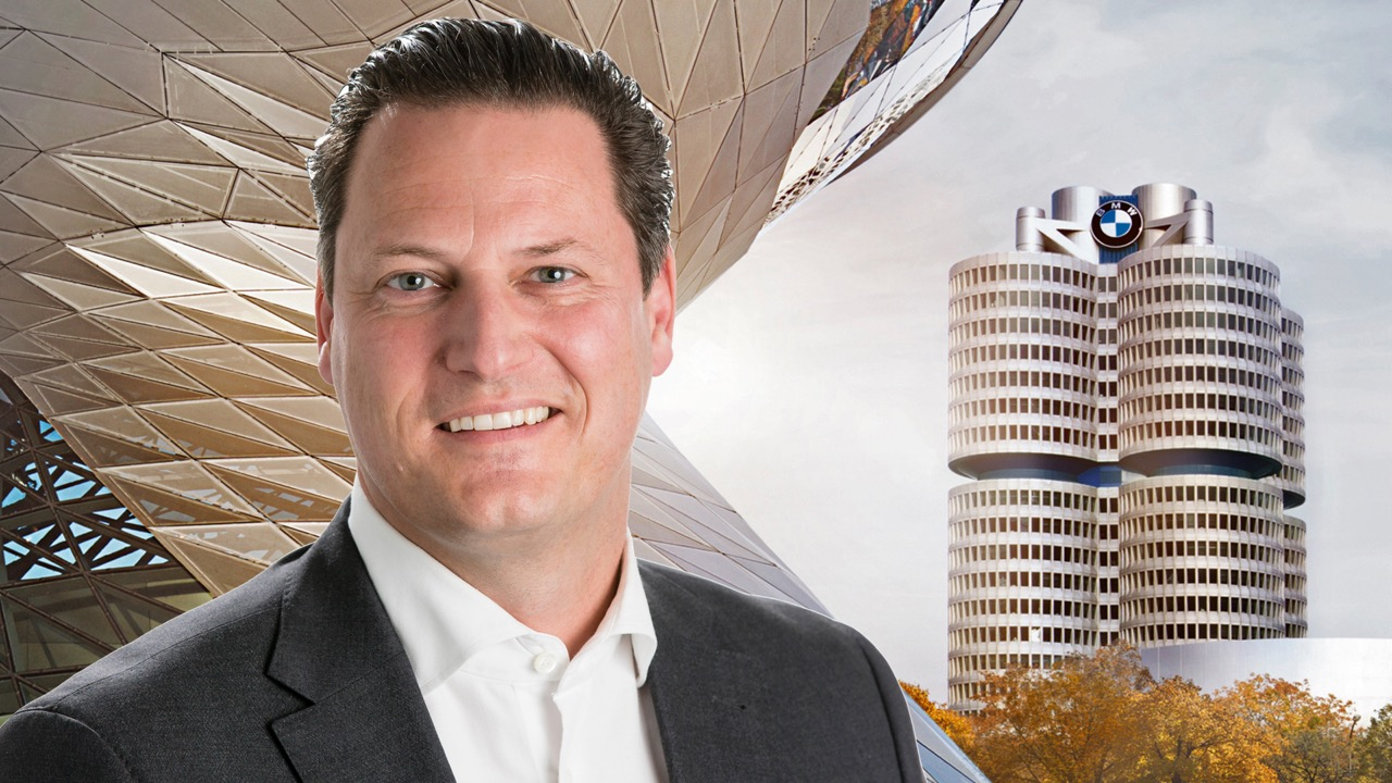 BMW Group Australia CEO Marc Werner