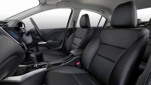 2018 Honda City interior seats