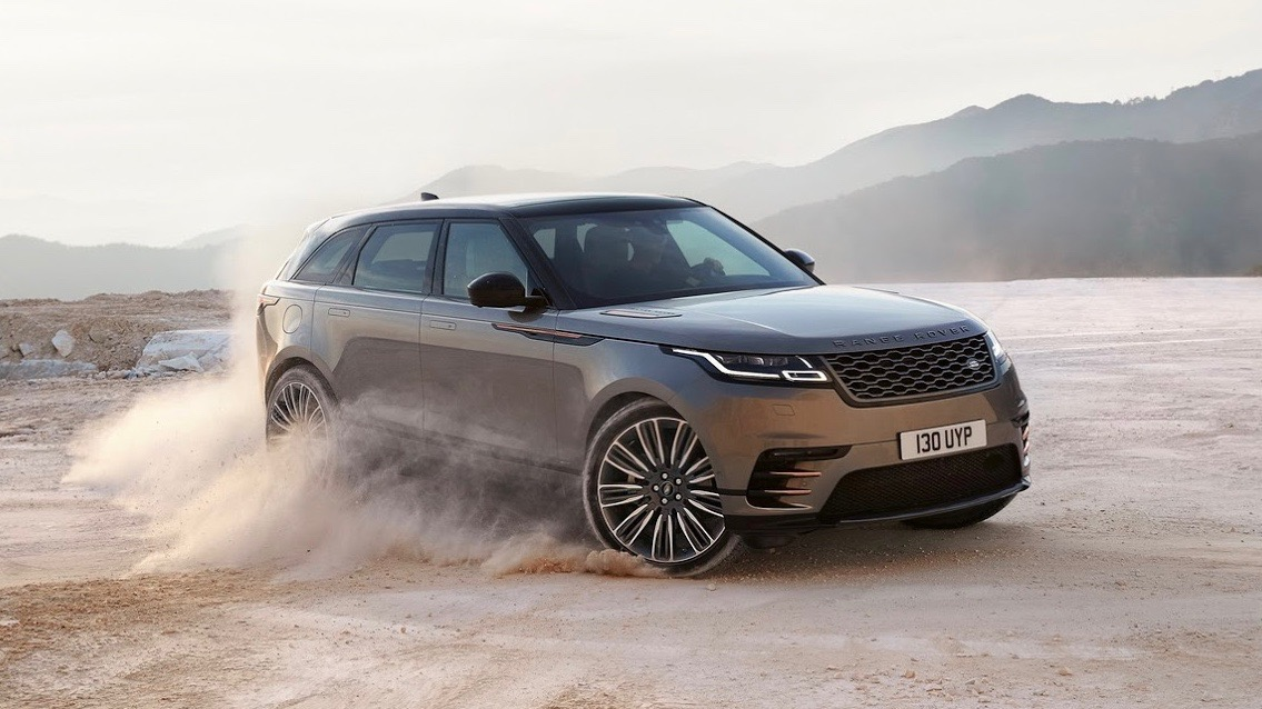 2018 Range Rover Front End – Chasing Cars