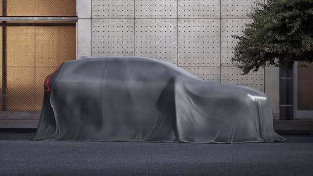 2018 Volvo XC60 teaser side