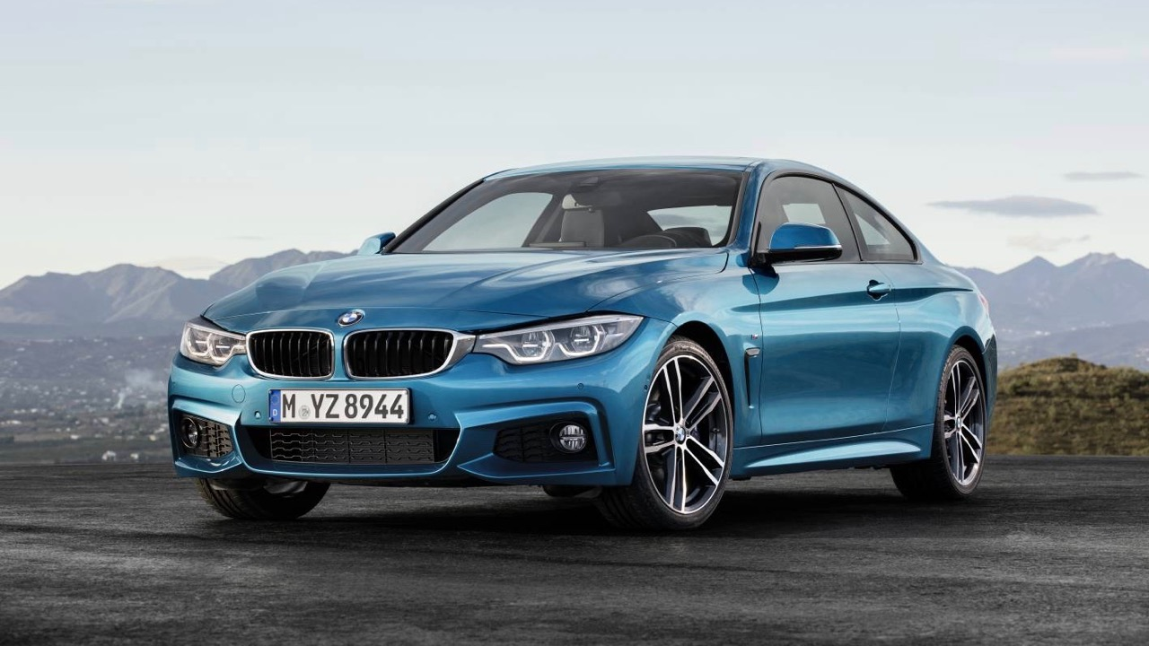 2017 BMW 4 Series M Sport Snapper Rocks Blue – Chasing Cars