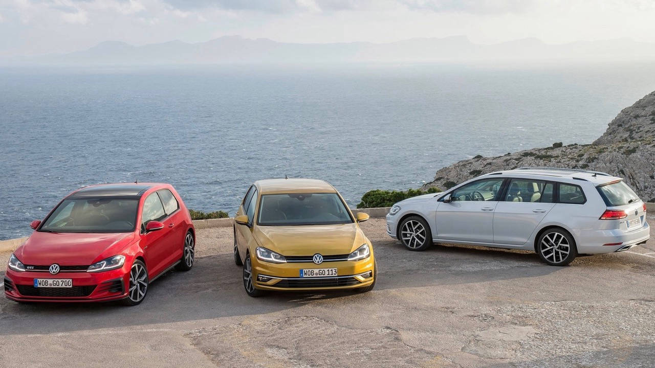 2017 Volkswagen Golf 7.5 GTI, Hatch and Wagon – Chasing Cars