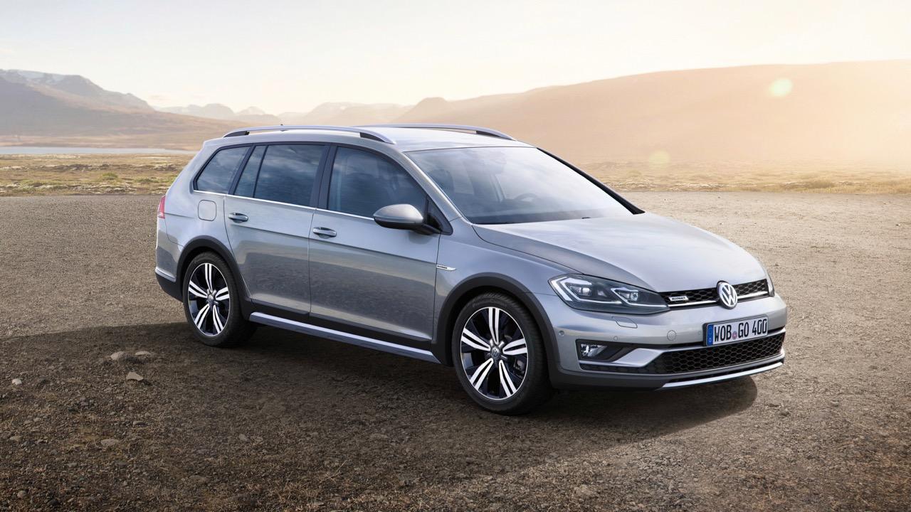 2017 Volkswagen Golf Alltrack – Chasing Cars