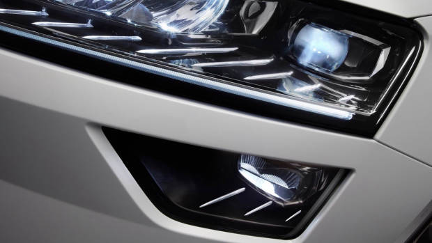 2018 Skoda Karoq headlight