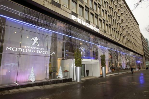 Peugeot Paris Headquarters