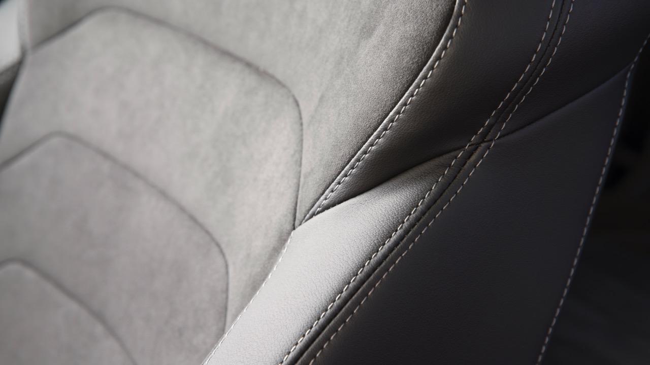 2017 Skoda Kodiaq Australia alcantara leather seat –Chasing Cars