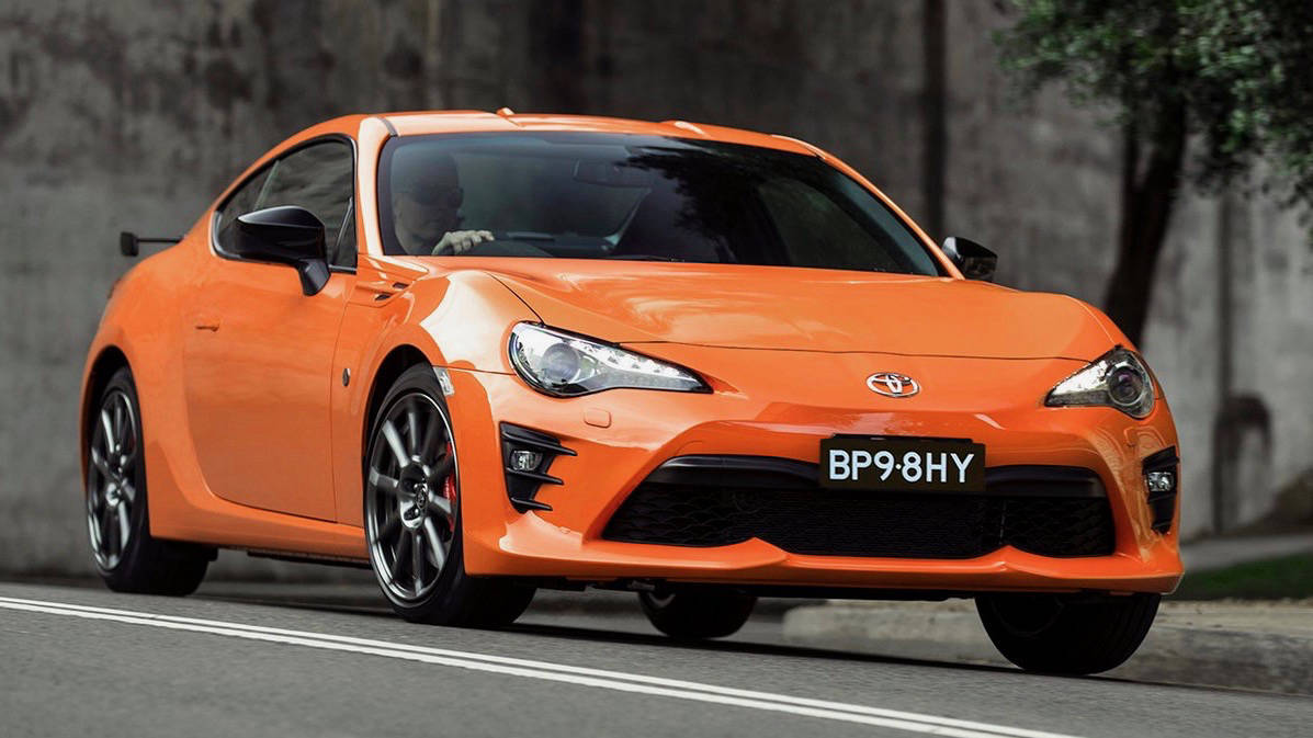 2017 Toyota 86 Limited Edition feature image