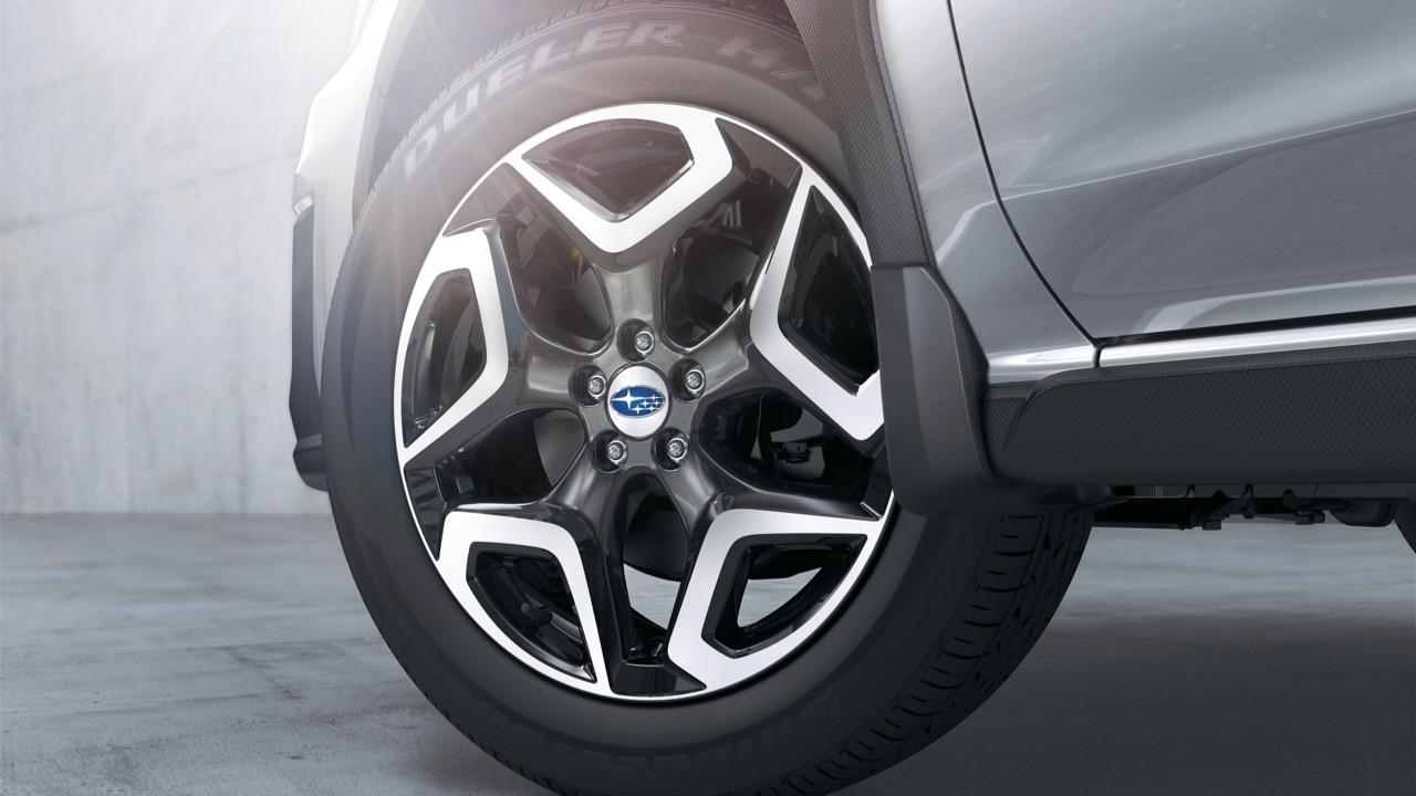 2018 Subaru XV 18-inch wheels –Chasing Cars