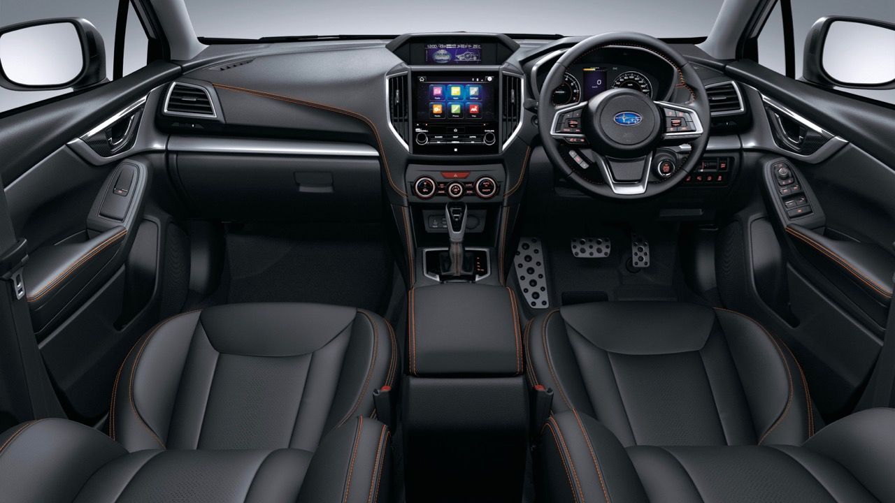 2018 Subaru XV 2.0i-S Black Leather Interior – Chasing Cars