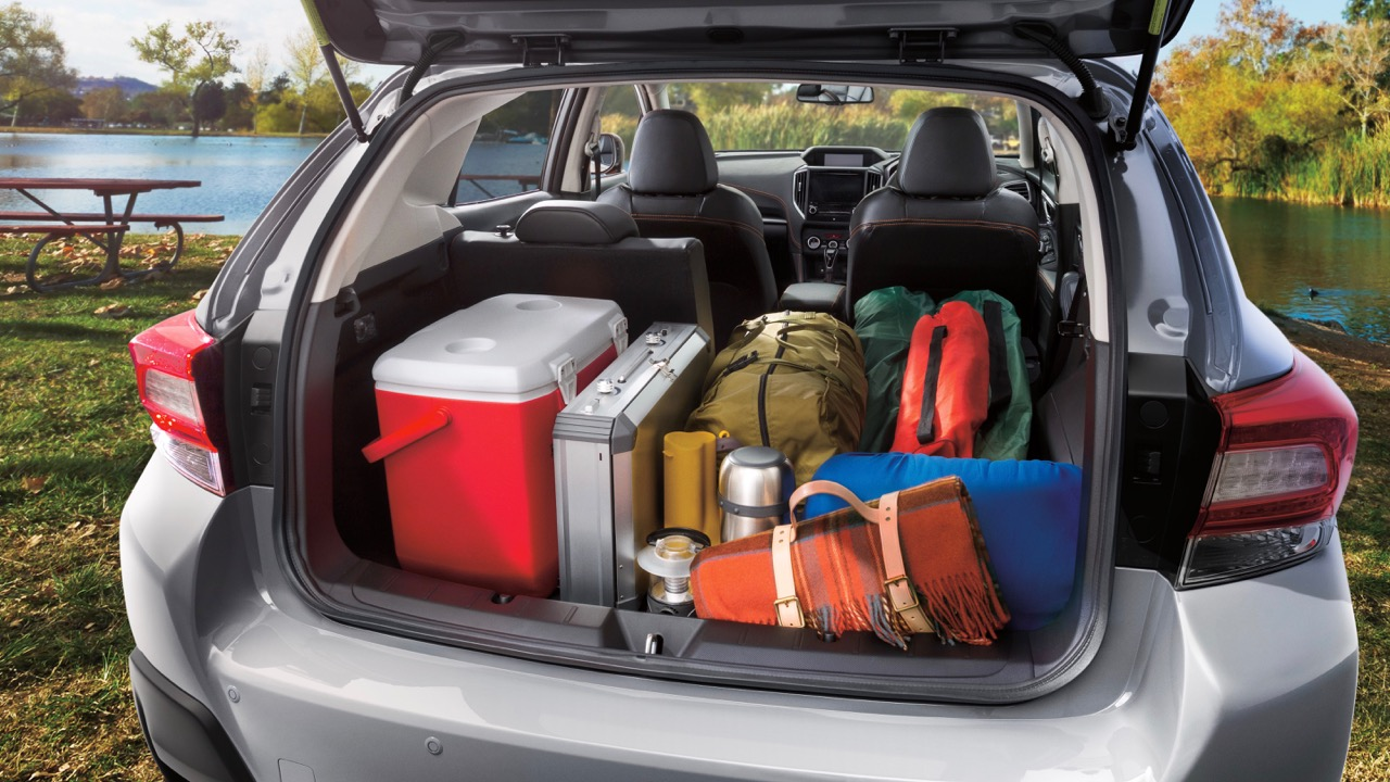 2018 Subaru XV Boot Space – Chasing Cars