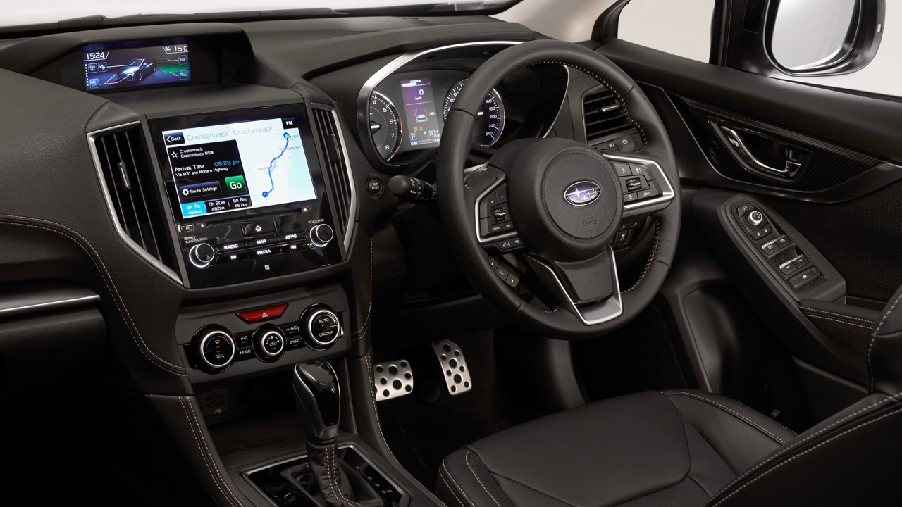 2018 Subaru XV 2.0-S Dashboard – Chasing Cars