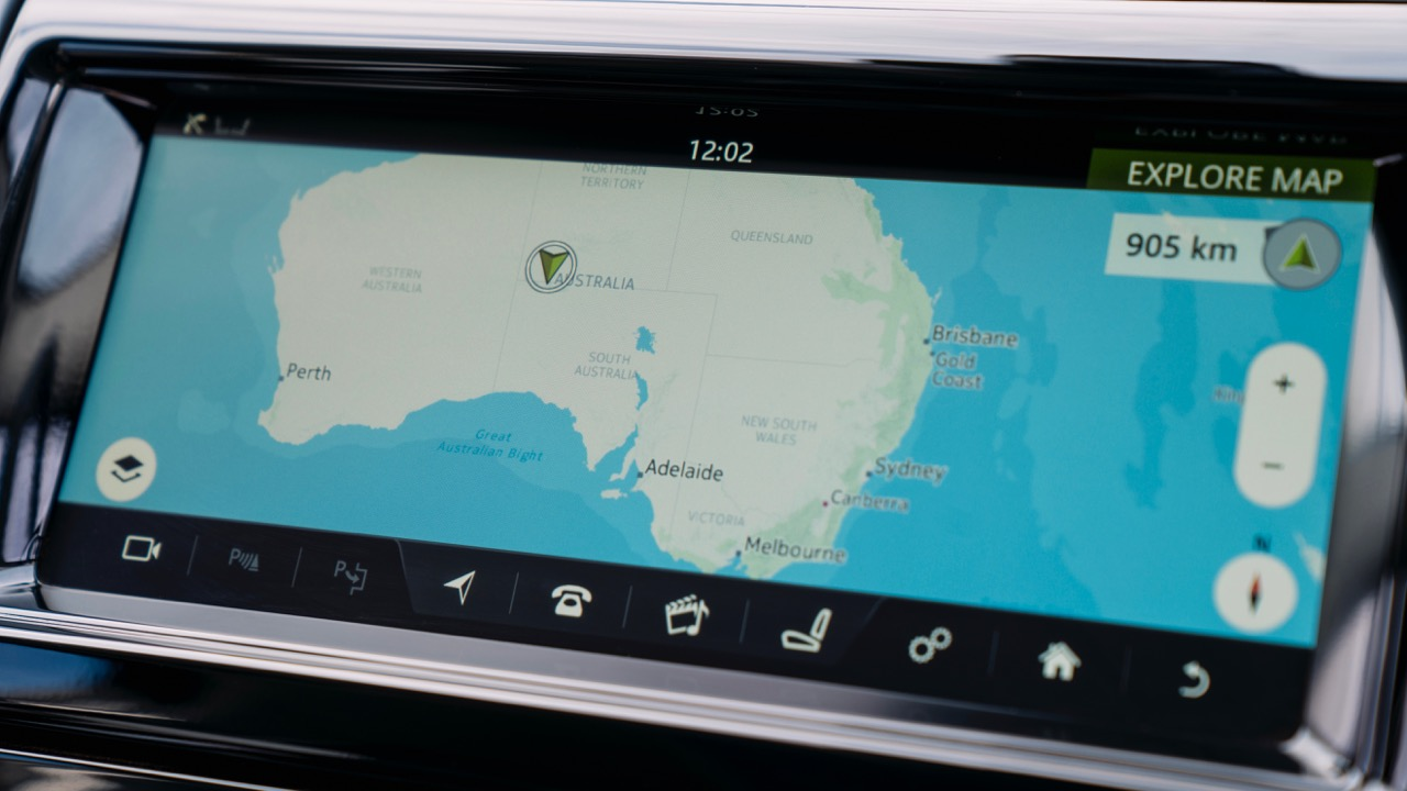 2017 Land Rover Discovery InControl Touch Pro –Chasing Cars