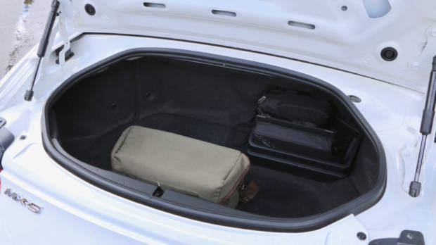 2017 Mazda MX-5 RF Boot
