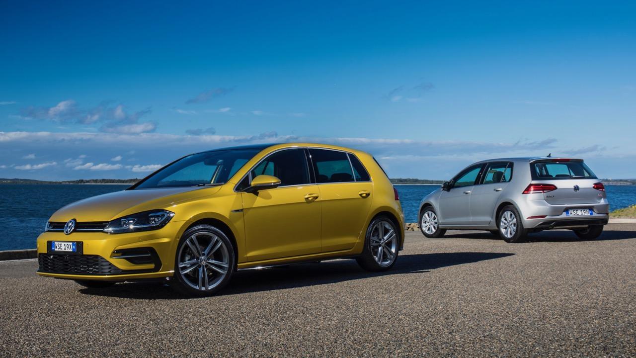 2017 Volkswagen Golf 7.5 Hatch Range – Chasing Cars