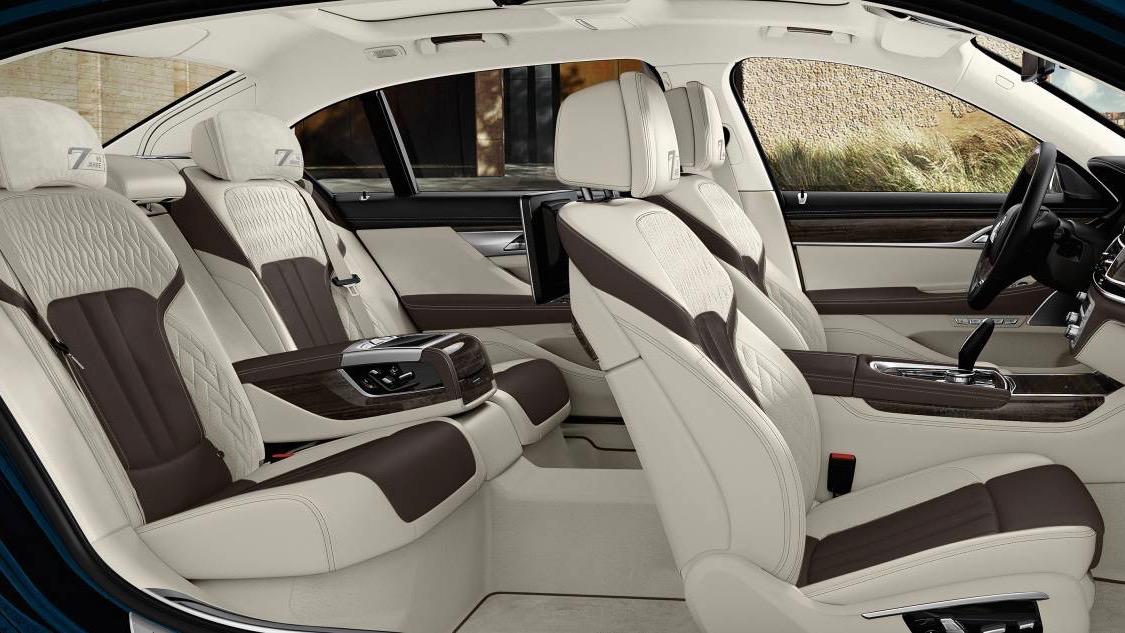 2018 BMW 7-Series 40 Jahre cabin