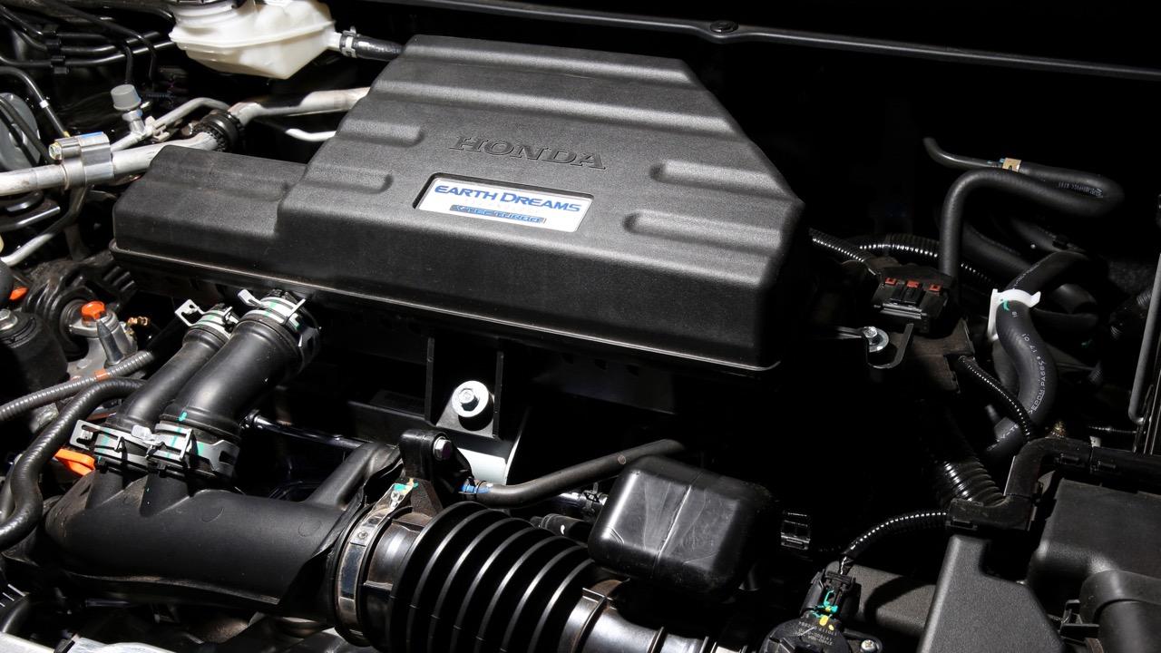 2018 Honda CR-V 1.5-litre turbo engine
