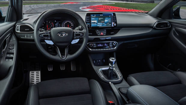 2018 Hyundai i30 N Leather Suede Interior – Chasing Cars
