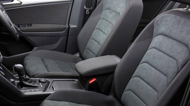 2017 Volkswagen Tiguan Advanture interior