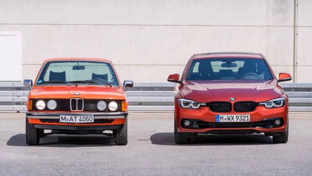 2018 BMW 3 Series Sunset Orange front
