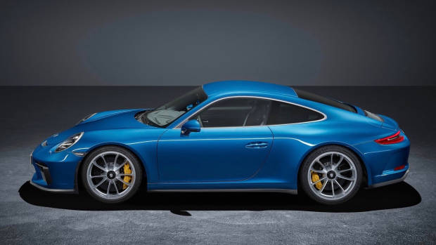 2018 Porsche 911 GT3 Touring Package side