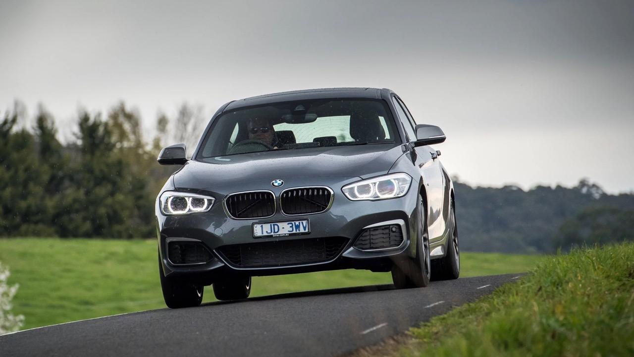 2018 BMW M140i LCI Grey Front End