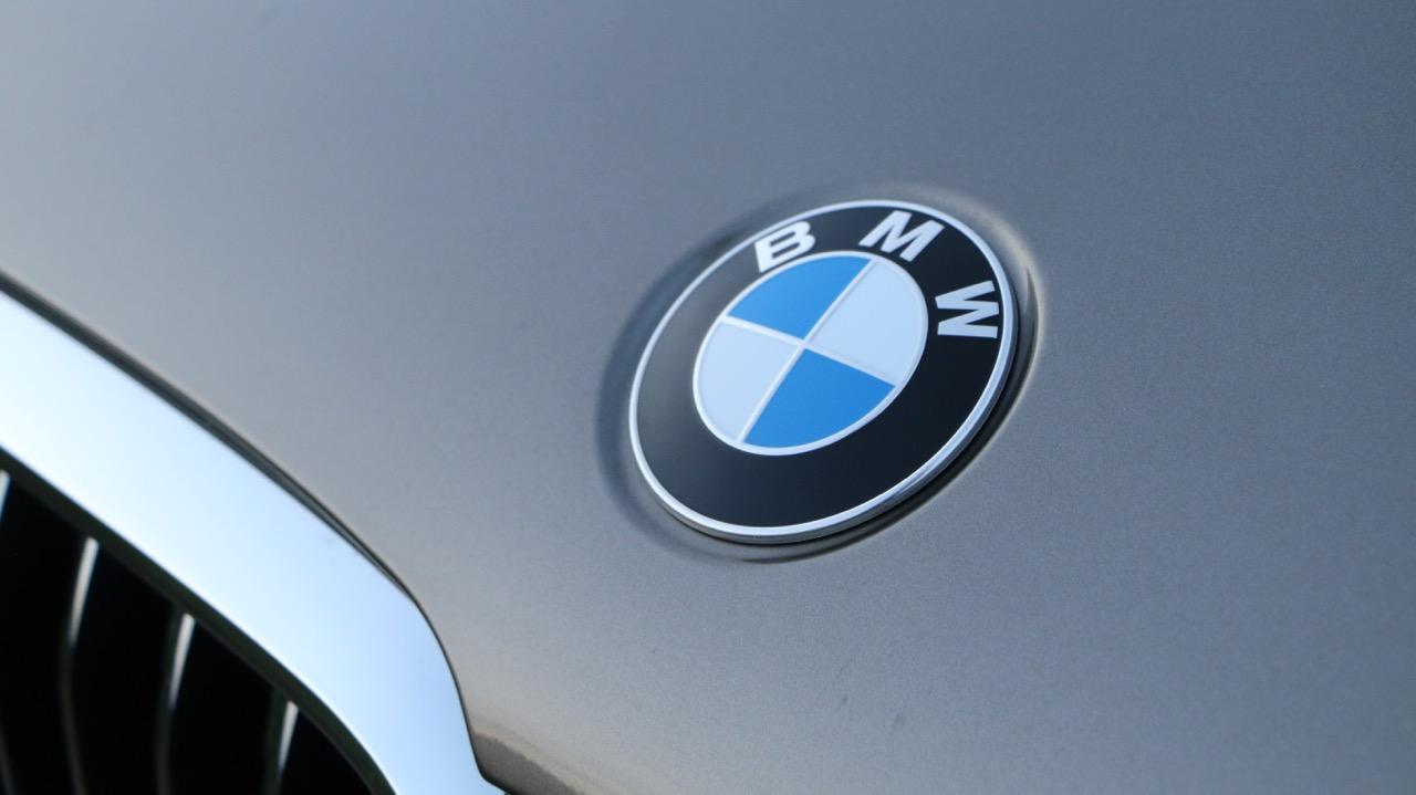 2018 BMW 5 Series Touring BMW Badge