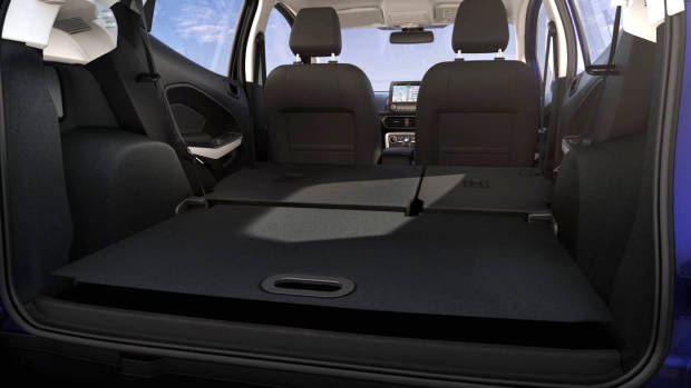 2018 Ford EcoSport boot