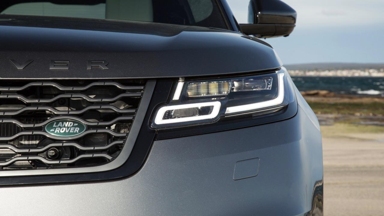 2018 Range Rover Velar LED Headlight