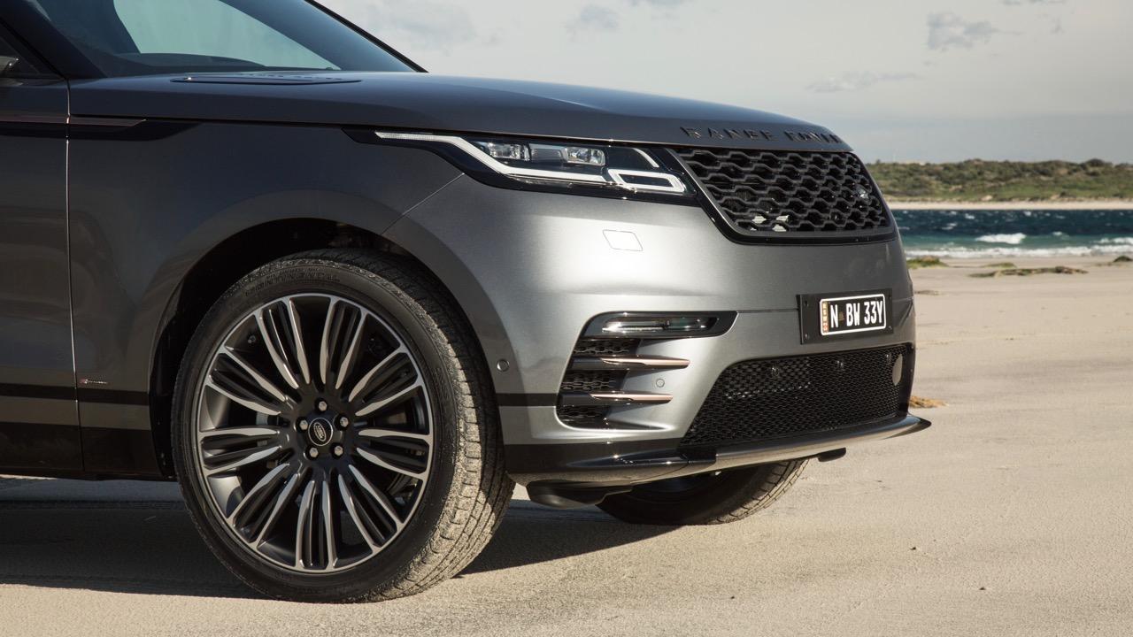 2018 Range Rover Velar R-Dynamic First Edition 22-inch Wheel
