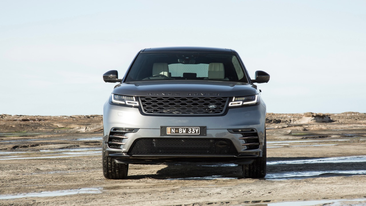2018 Range Rover Velar R-Dynamic First Edition Front End
