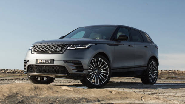 MY18 Range Rover Velar R-Dynamic 1st Edition Front End