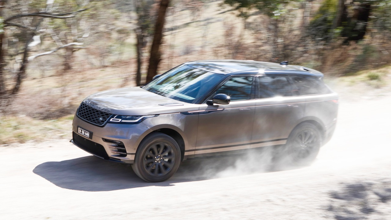 MY18 Range Rover Velar  R-Dynamic SE