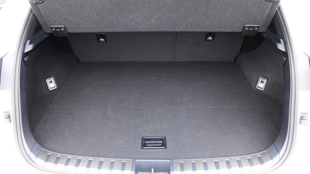 2018 Lexus NX300h F Sport White Nova Boot Space Australia