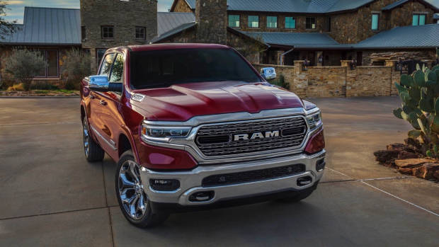 2018 RAM 1500 Limited Red Grille Australia