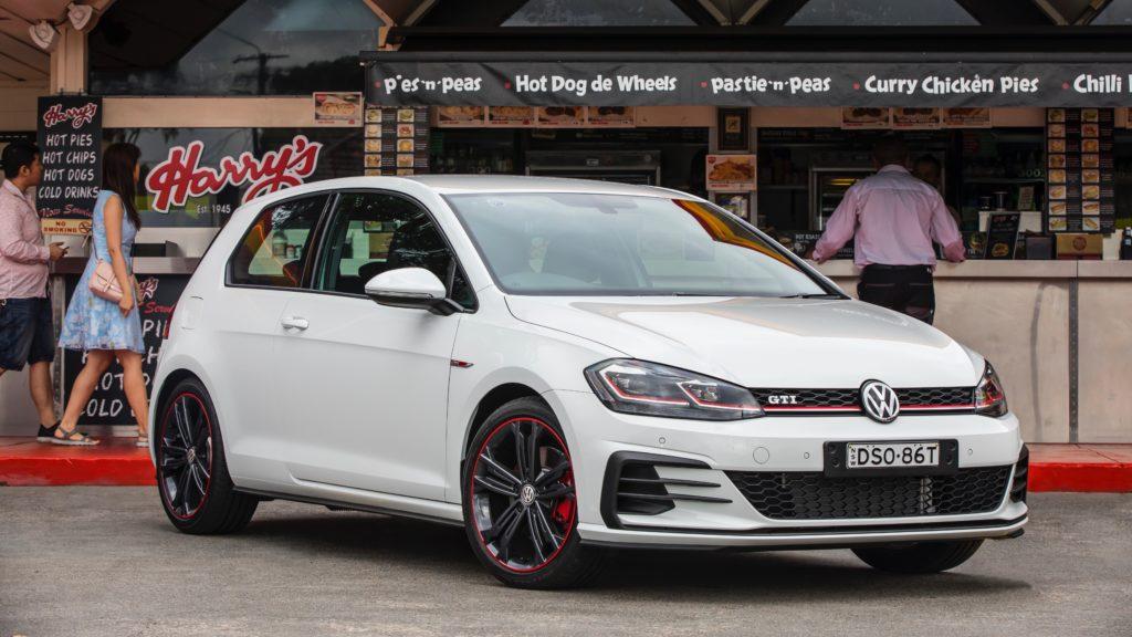 2018 Volkswagen Golf GTI Original Harry's Cafe