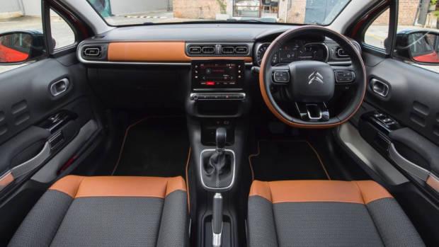 2018 Citroen C3 Review Shine Hype Colorado Interior