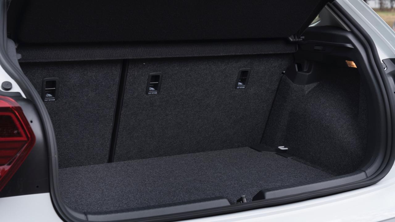 2018 Volkswagen Golf Review Boot Space