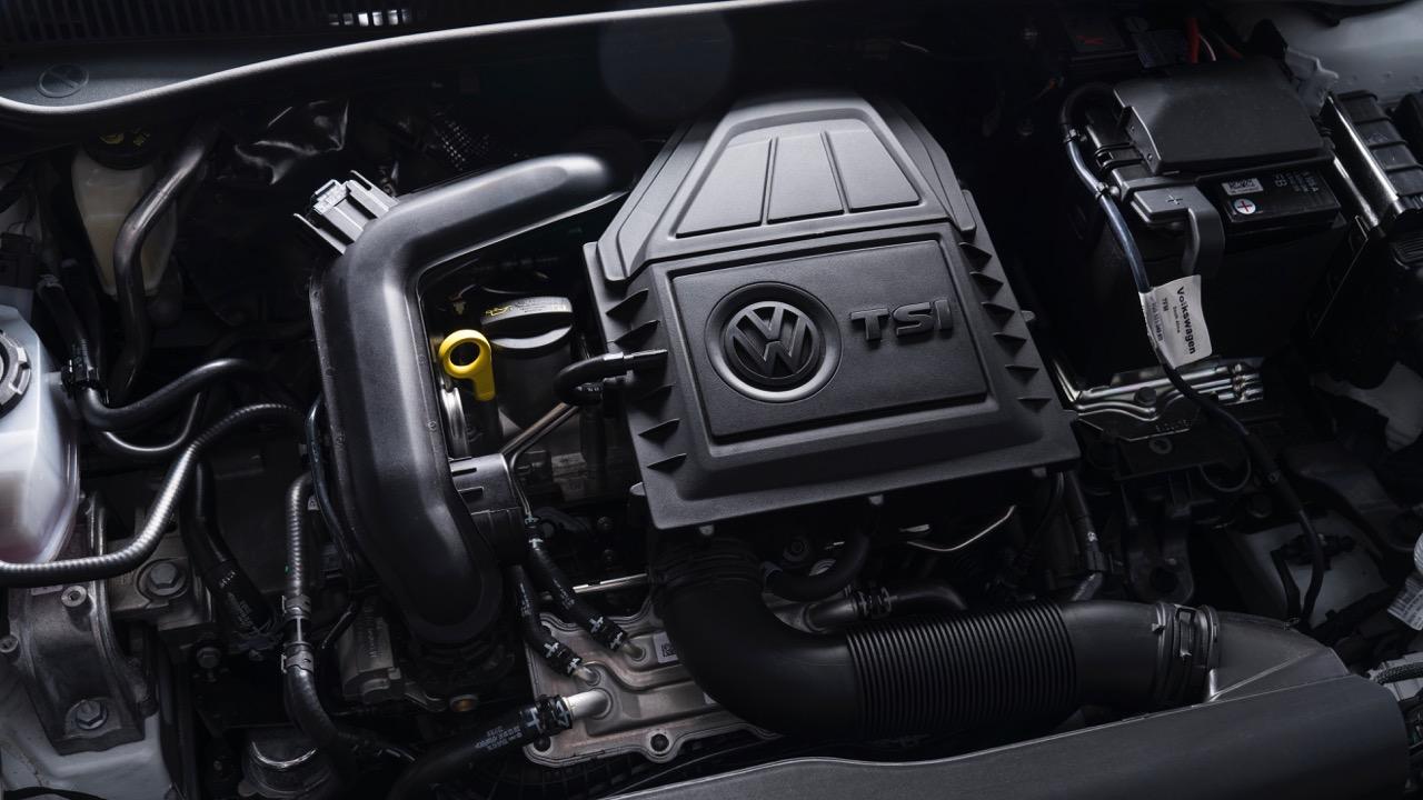 2018 Volkswagen Golf Review three cylinder engine