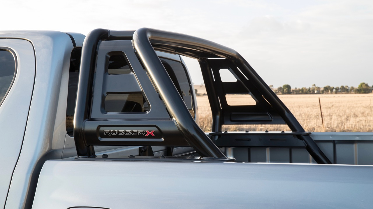 2018 Toyota HiLux Rugged X Review Sports Bar