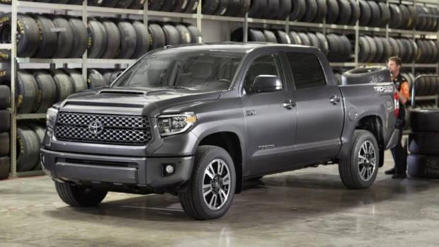 2018 Toyota Tundra TRD Pro