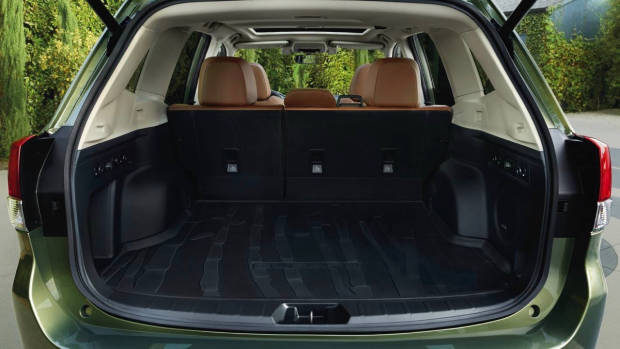 2019 Subaru Forester bootspace