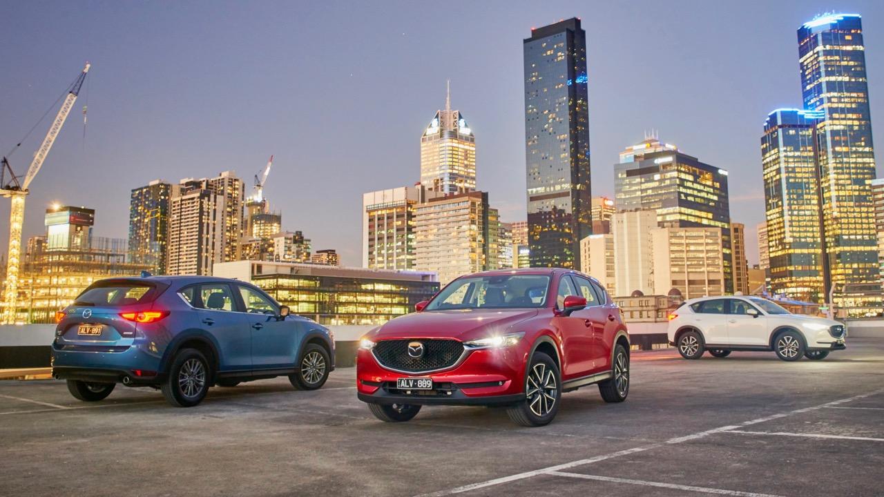 2018 Mazda CX-5 range review Touring Akera Maxx