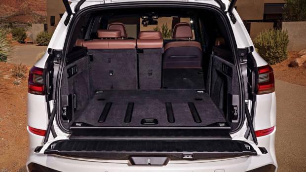 2019 BMW X5 M Sport boot