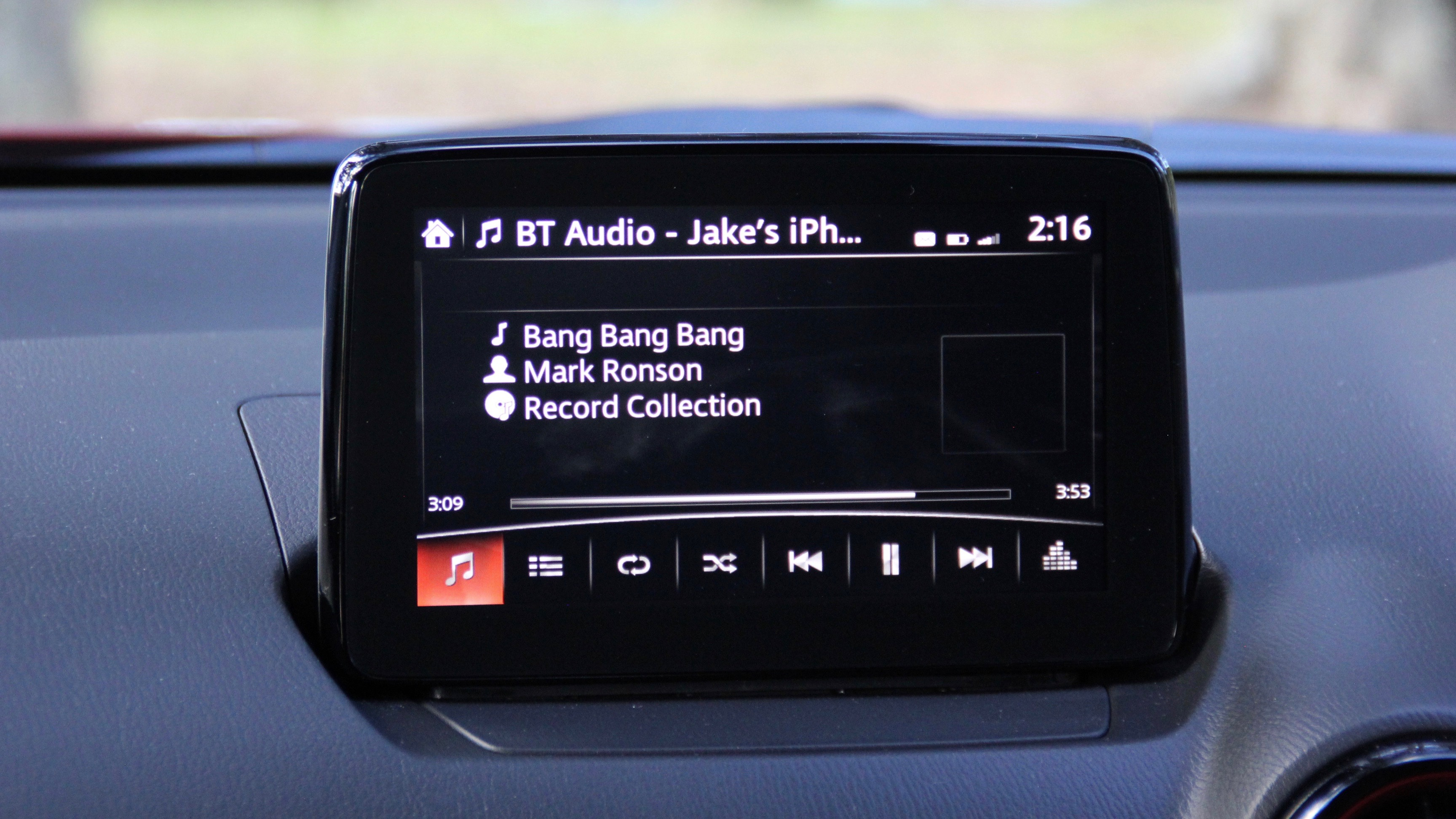 2018 Mazda CX-3 Bluetooth audio