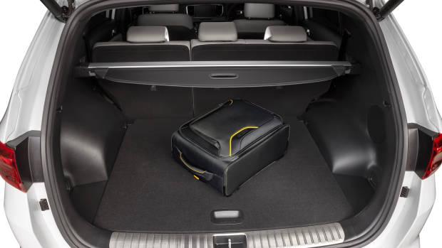 2019 Kia Sportage boot